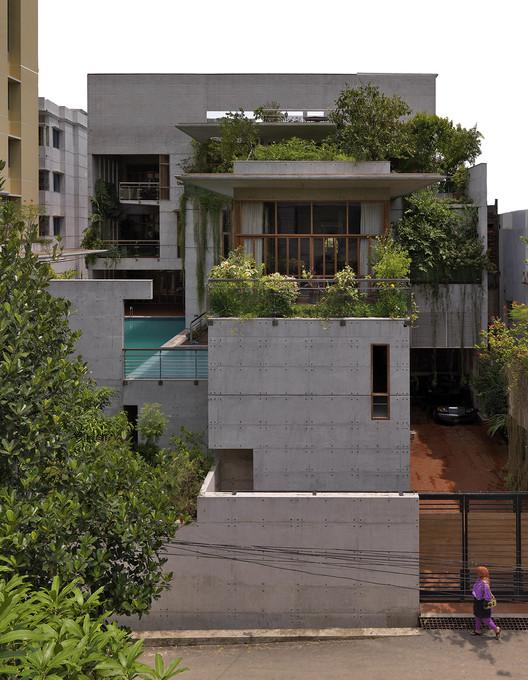 Residência Mamun / Shatotto, Cortesia de Shatotto