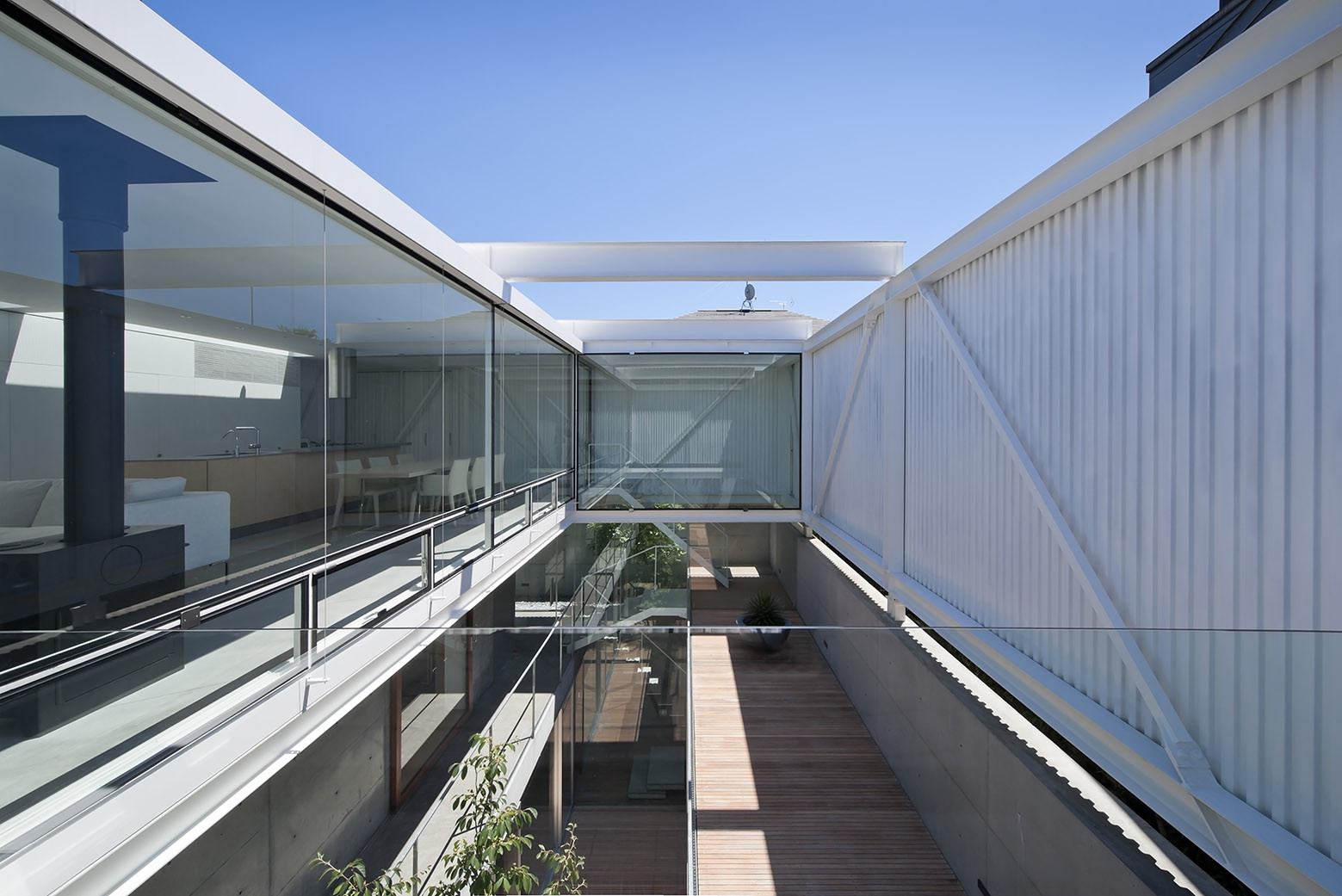 Patio / Yaita and Associates