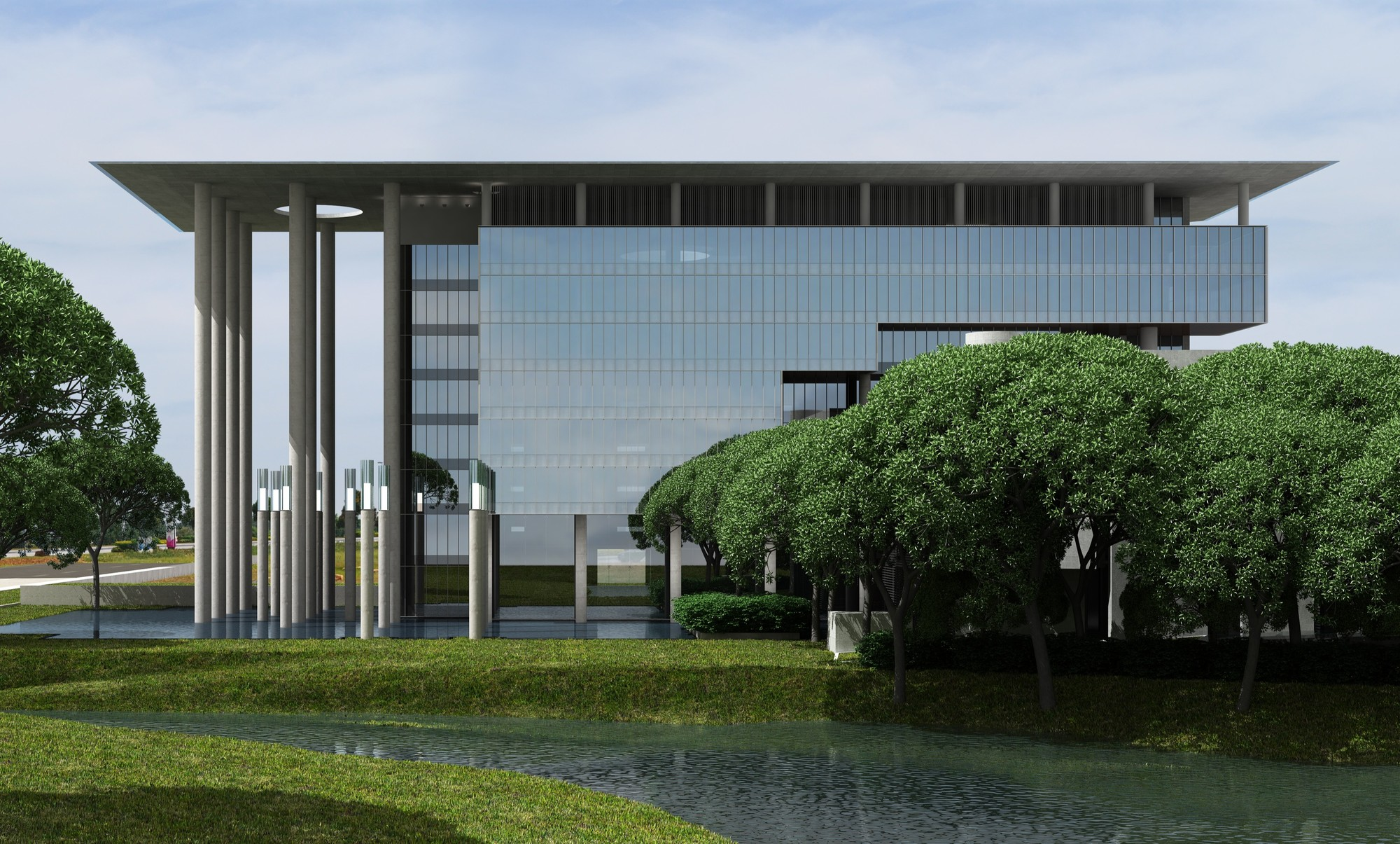 SP Setia Headquarter / Shatotto, Courtesy of Shatotto