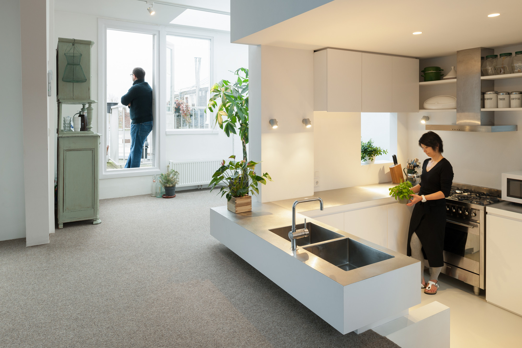 Gallery Of Apartment In Amsterdam Mamm Design 3