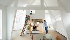 Apartment in Amsterdam / MAMM Design