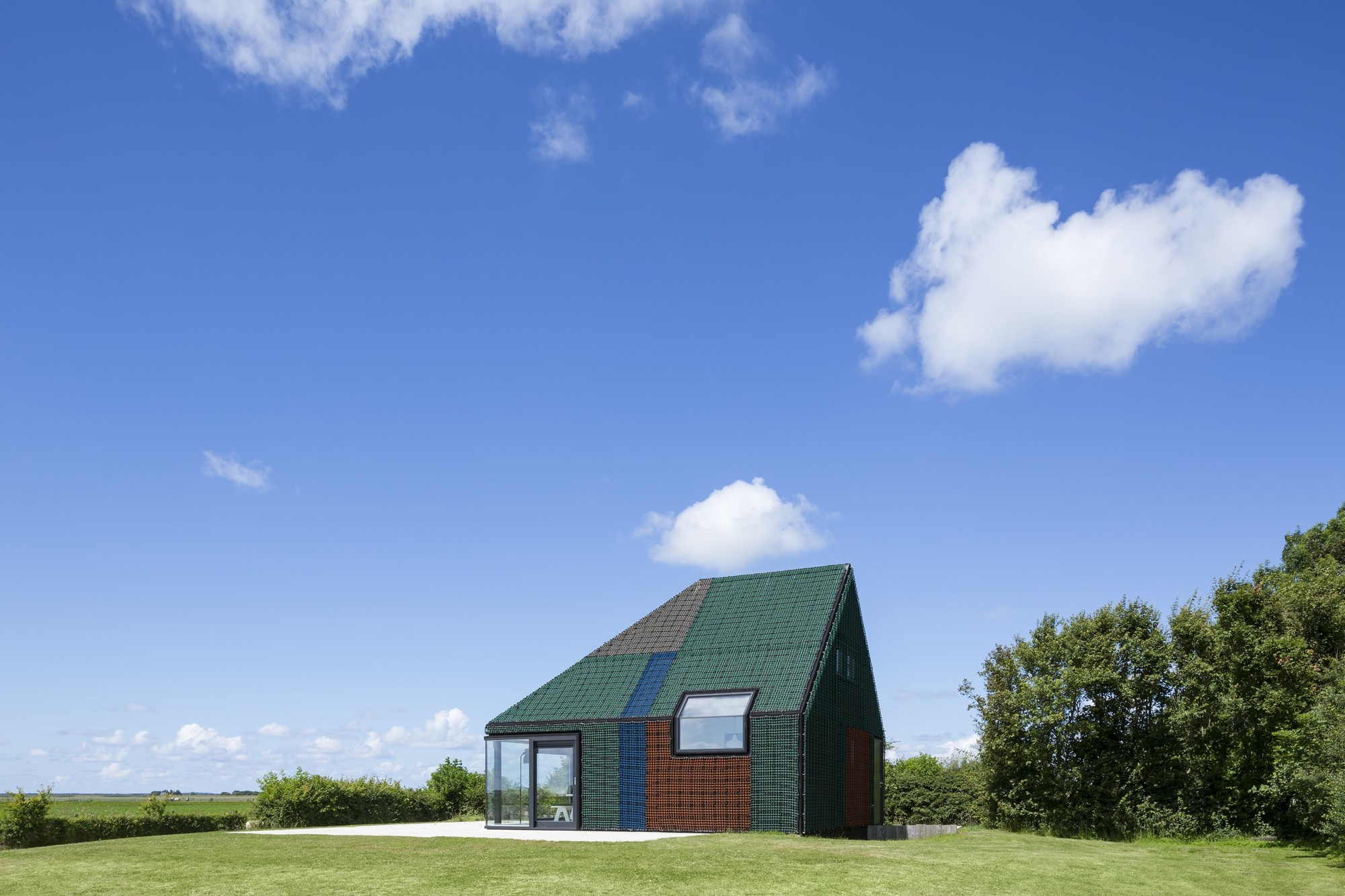 Rubber Holiday Home / Benthem Crouwel Architects, © Jannes Linders