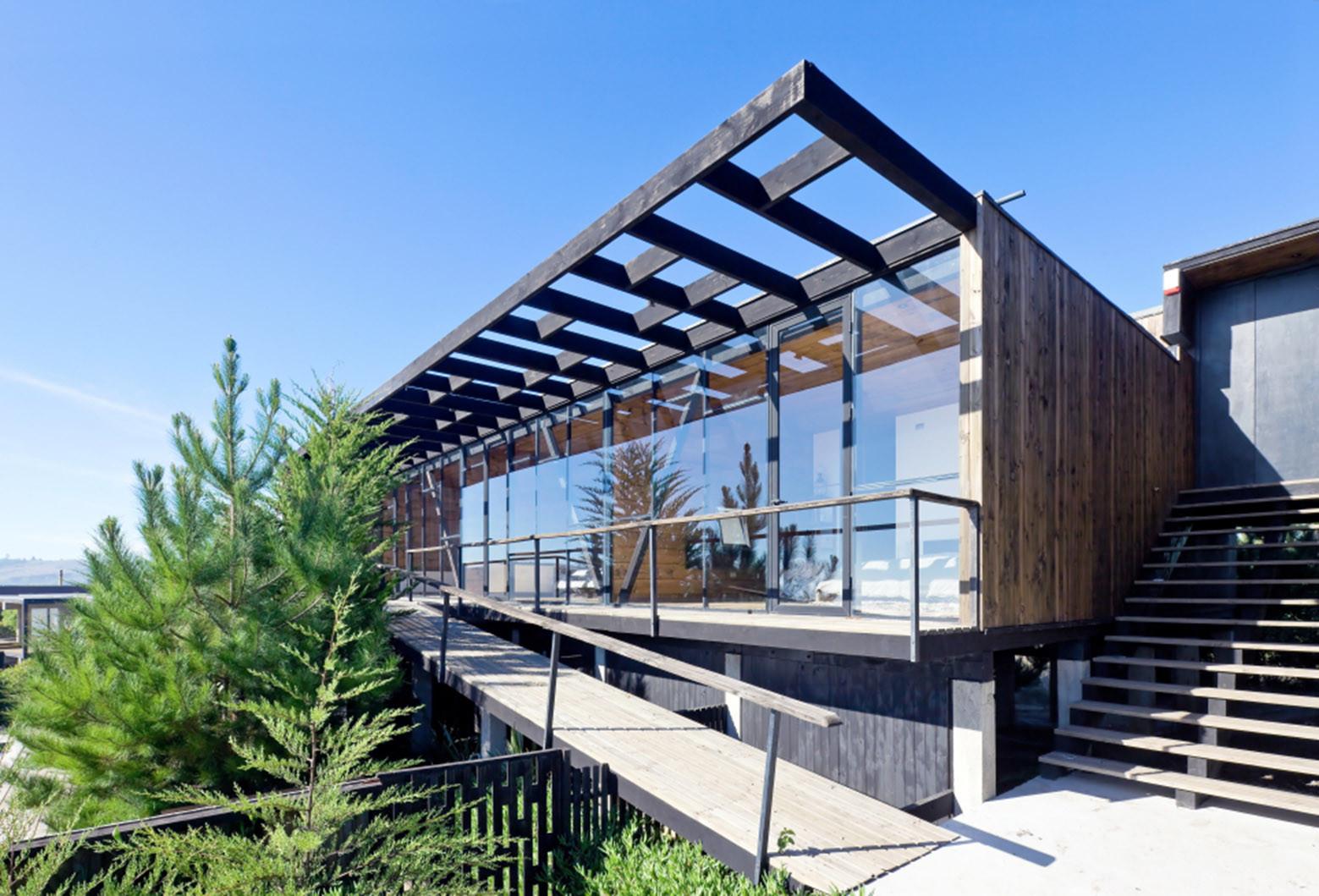 Casa swift wmr arquitectos archdaily brasil for Casa de arquitectos