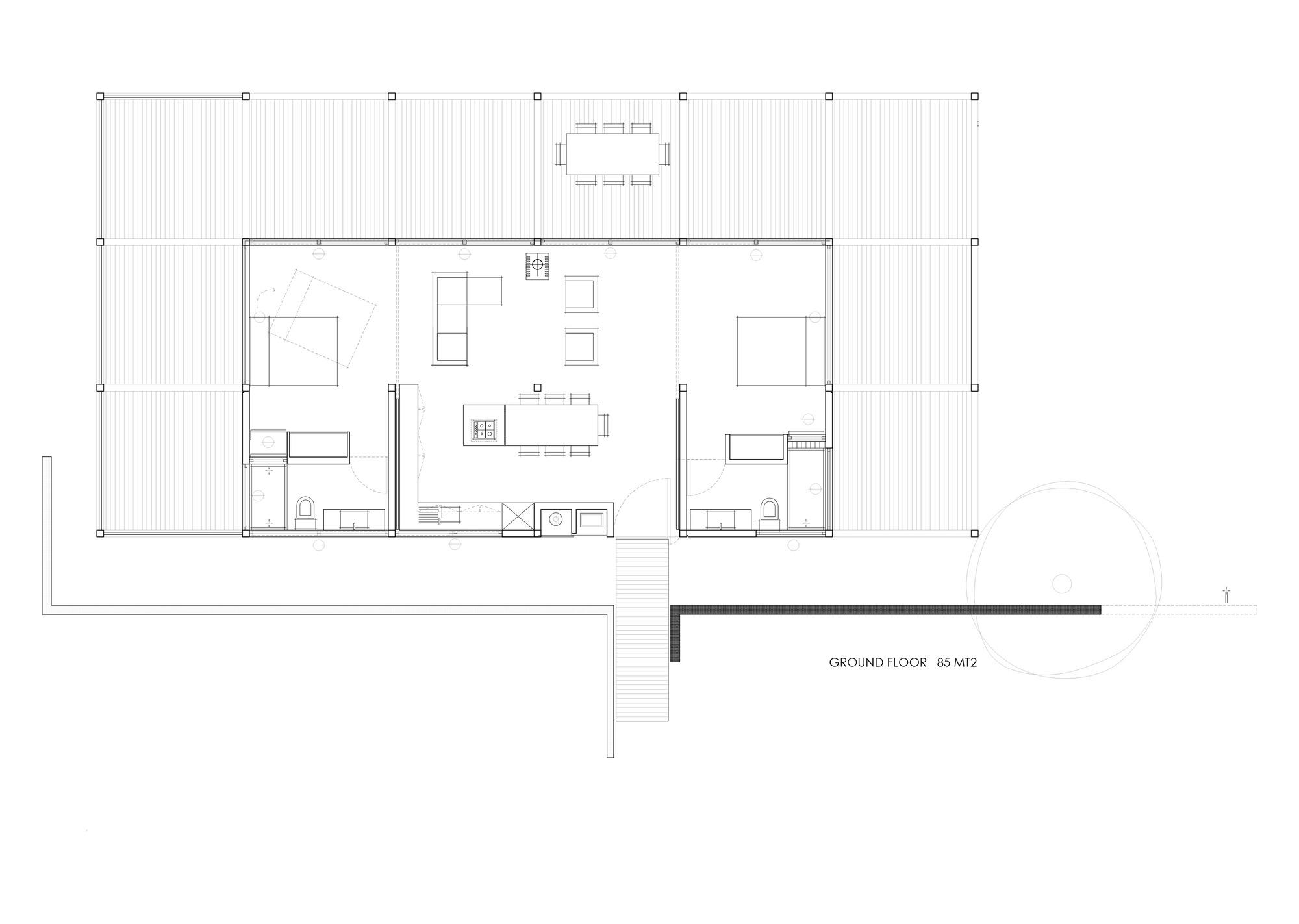 Gallery Of Till House / WMR Arquitectos