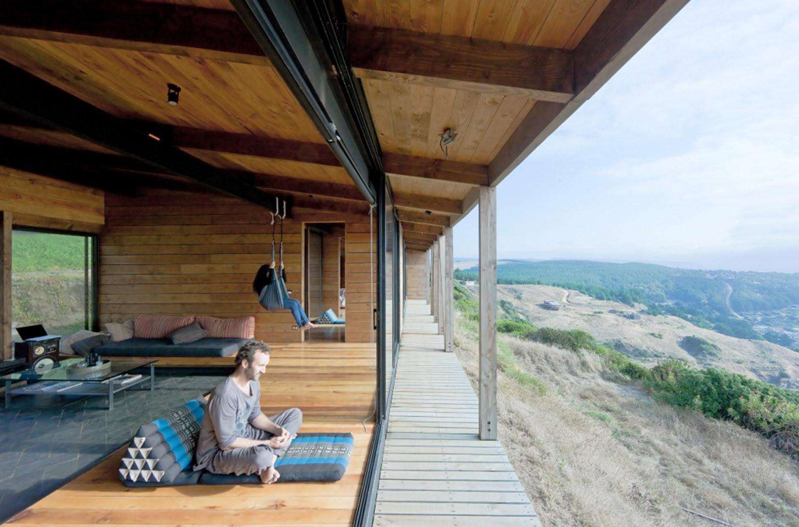 Yoga House / WMR Arquitectos, © Sergio Pirrone