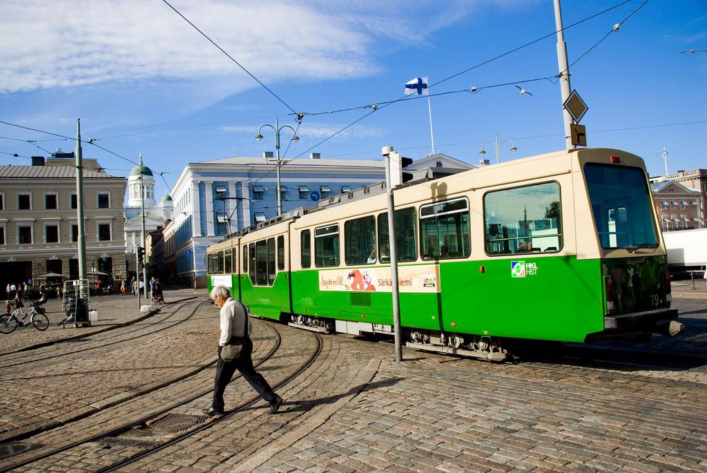 Em 2025 os habitantes de Helsinki não terão mais razões para possuir um carro