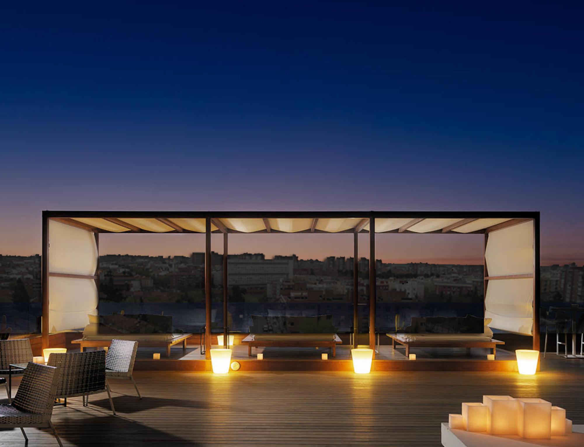 Primer Lugar en concurso Madrid Renove Hoteles / Madrid, España