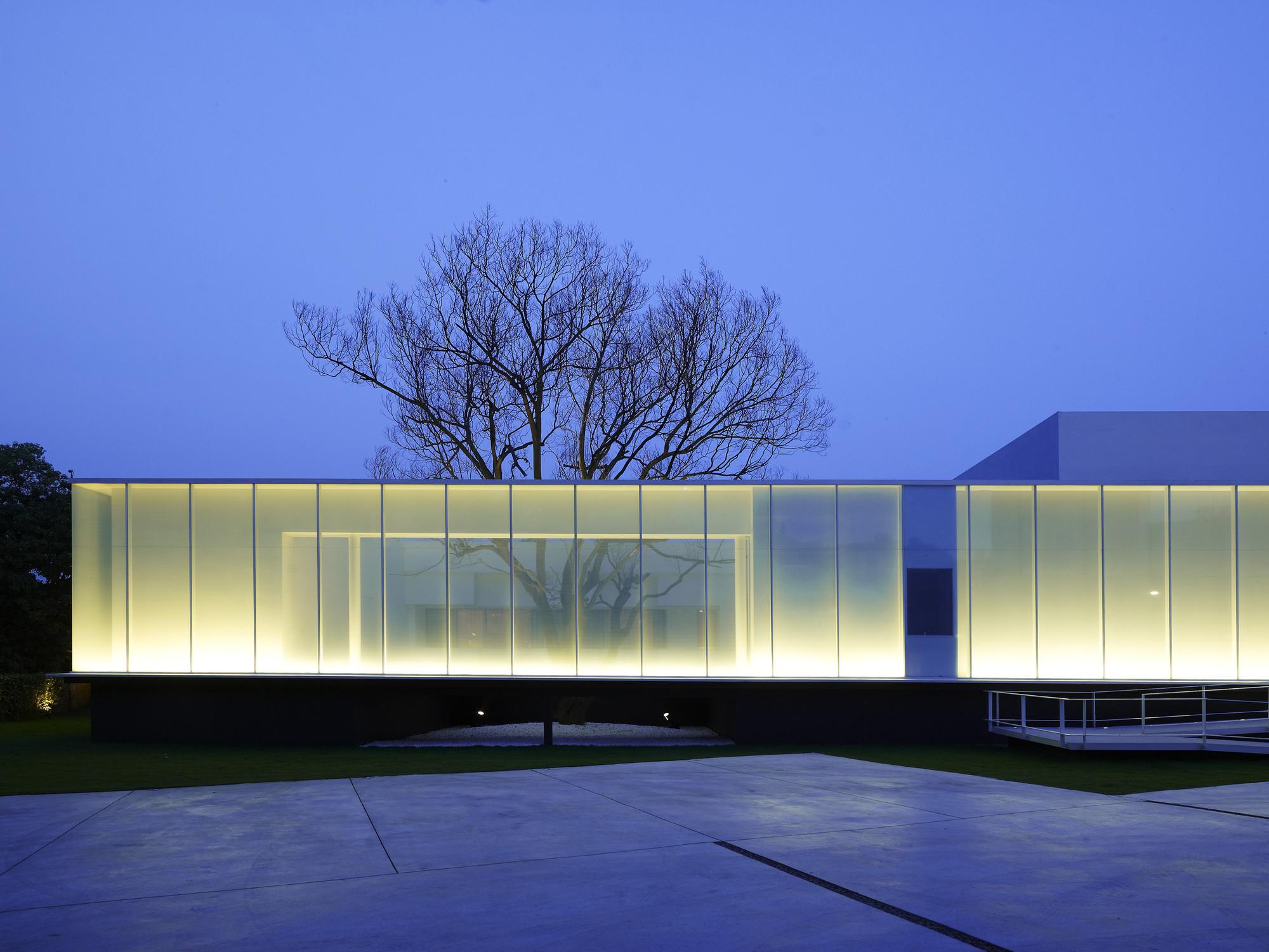 Galeria de lightbox hsuyuan kuo architect associates 14 for Architect associates