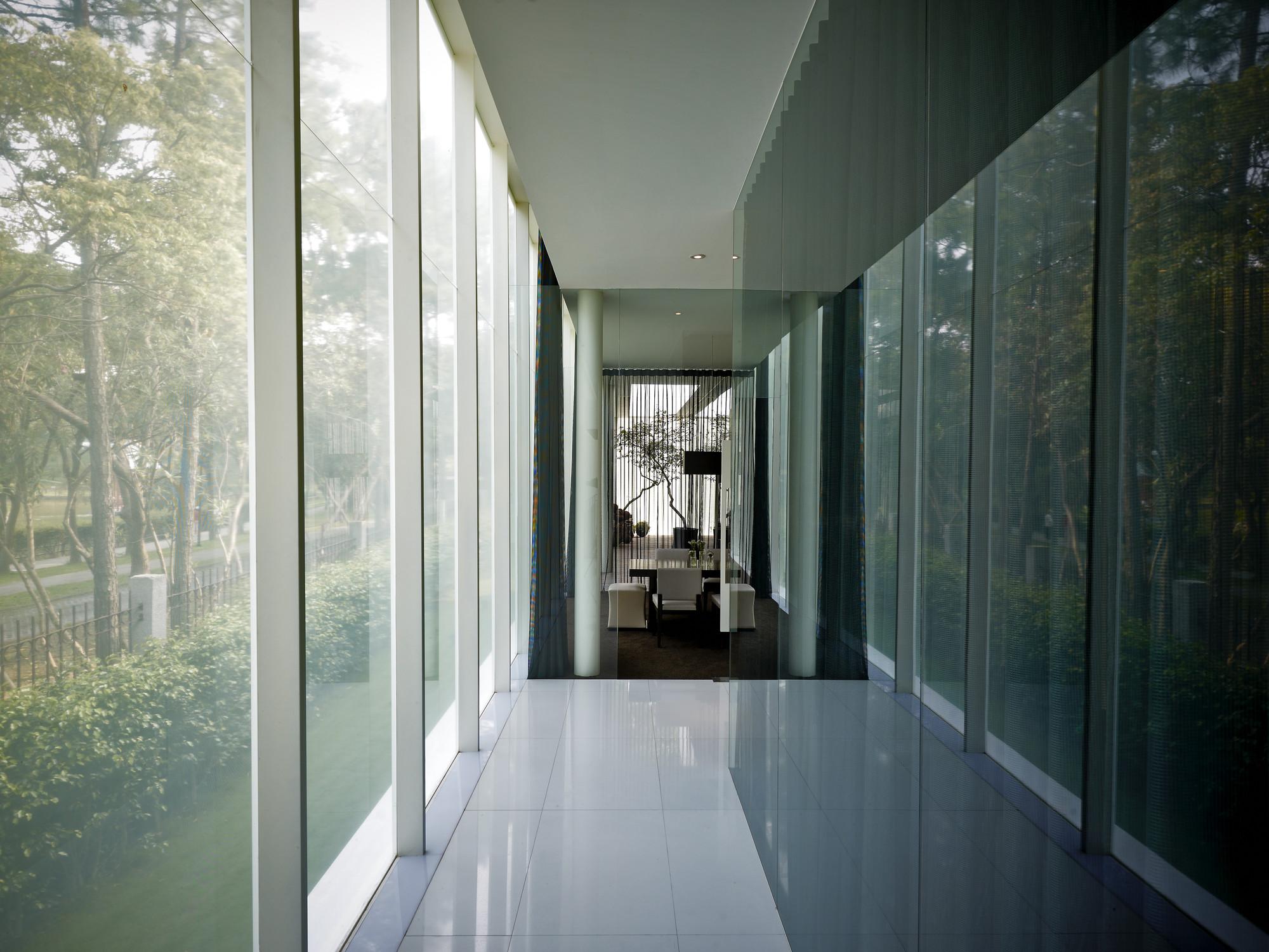 Galeria de lightbox hsuyuan kuo architect associates 24 for Architect associates