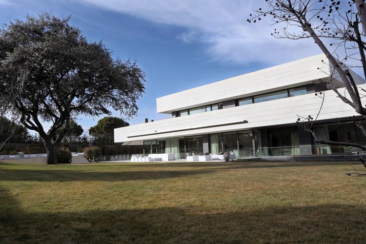 Casa lv a cero plataforma arquitectura - Rafael llamazares arquitecto ...