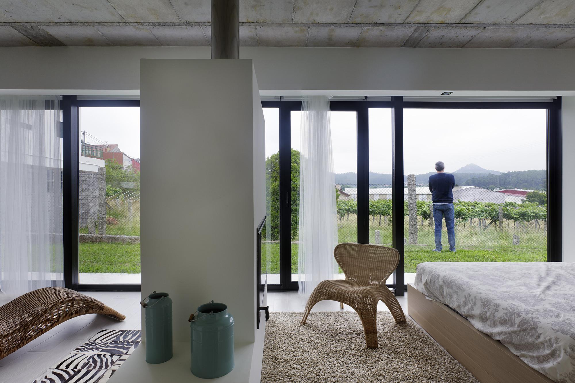 House in Rubianes Refurbishment / Nan Arquitectos, © Santos-Diez