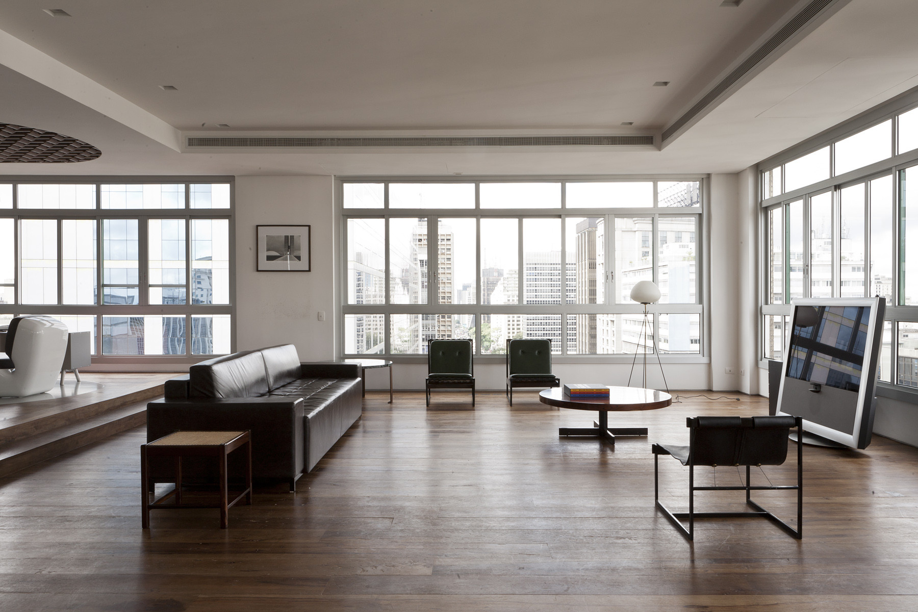Amazing Wagner Living Collection Of Paulista Apartment,© Roberto
