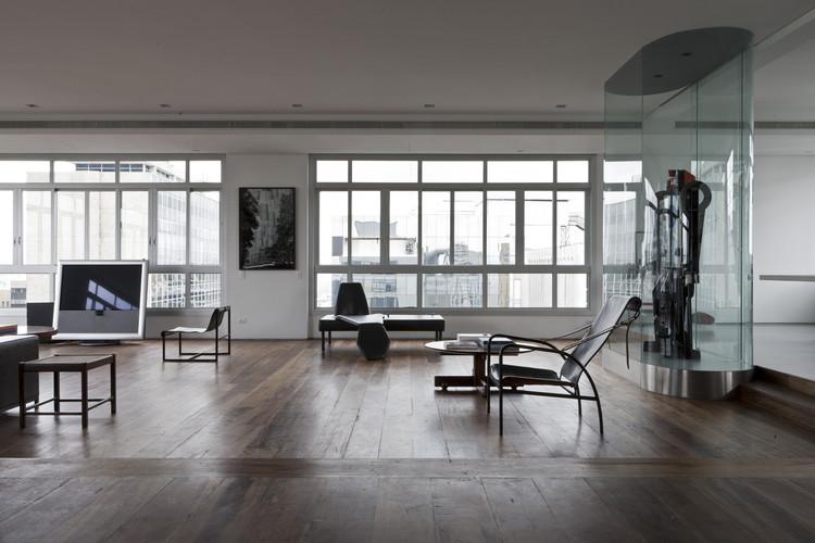 Apartamento Paulista / Triptyque, © Roberto Wagner