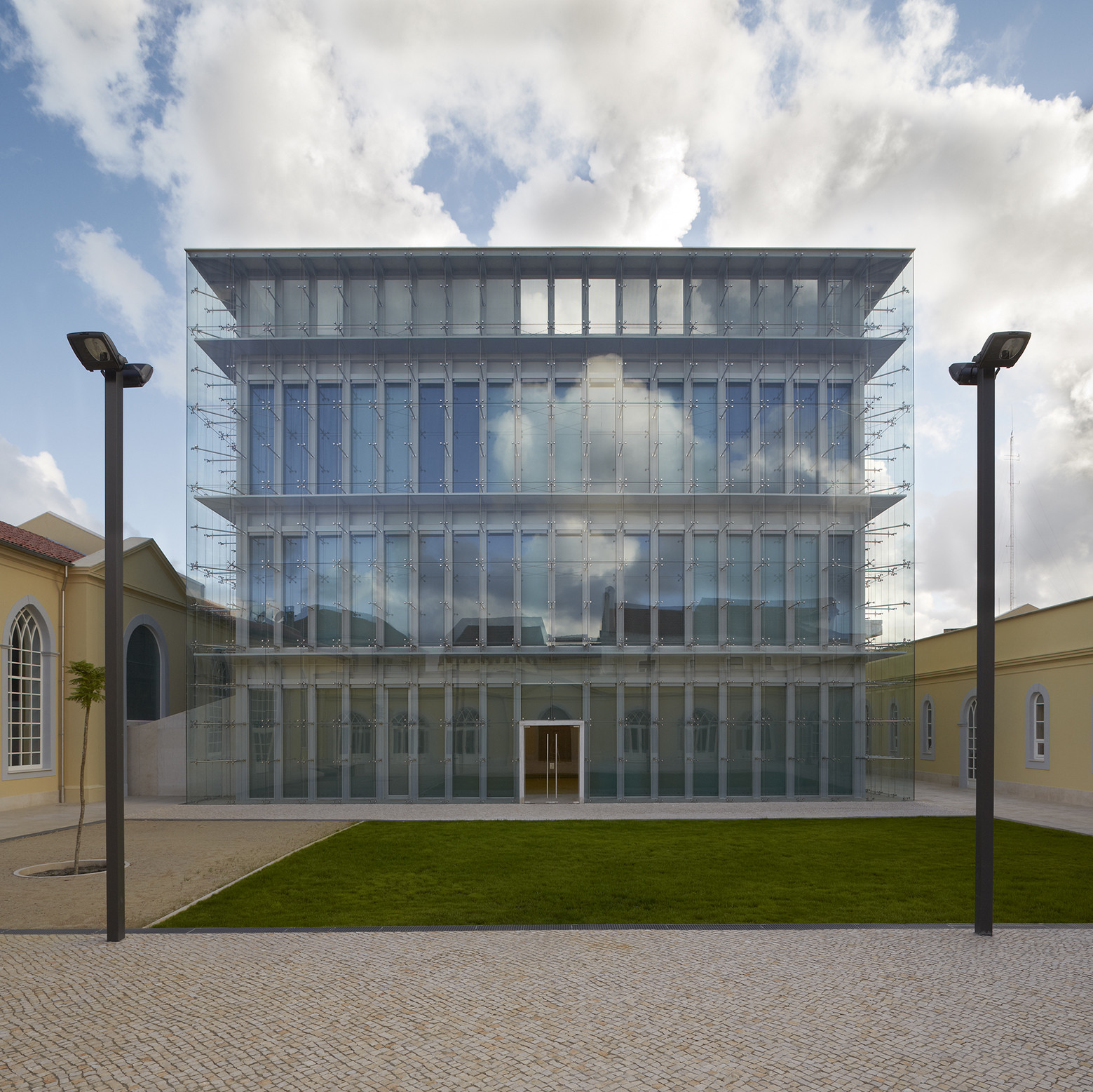 Rehabilitation of the Resin Factory / Cor Arquitectos, © Rita Burmester