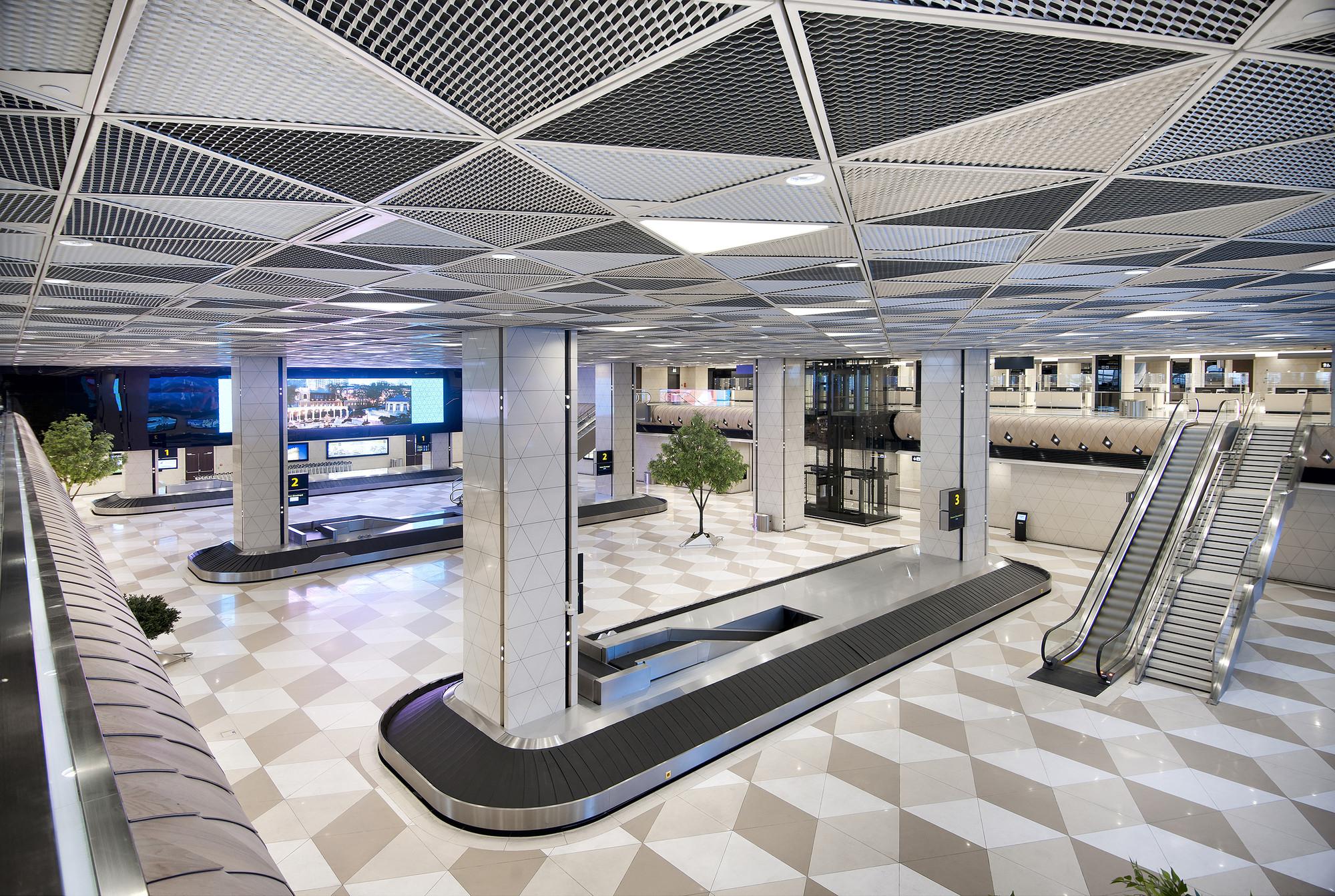 airport baku