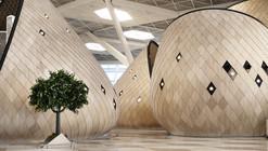 Aeropuerto Internacional Heydar Aliyev en Baku  /  Autoban