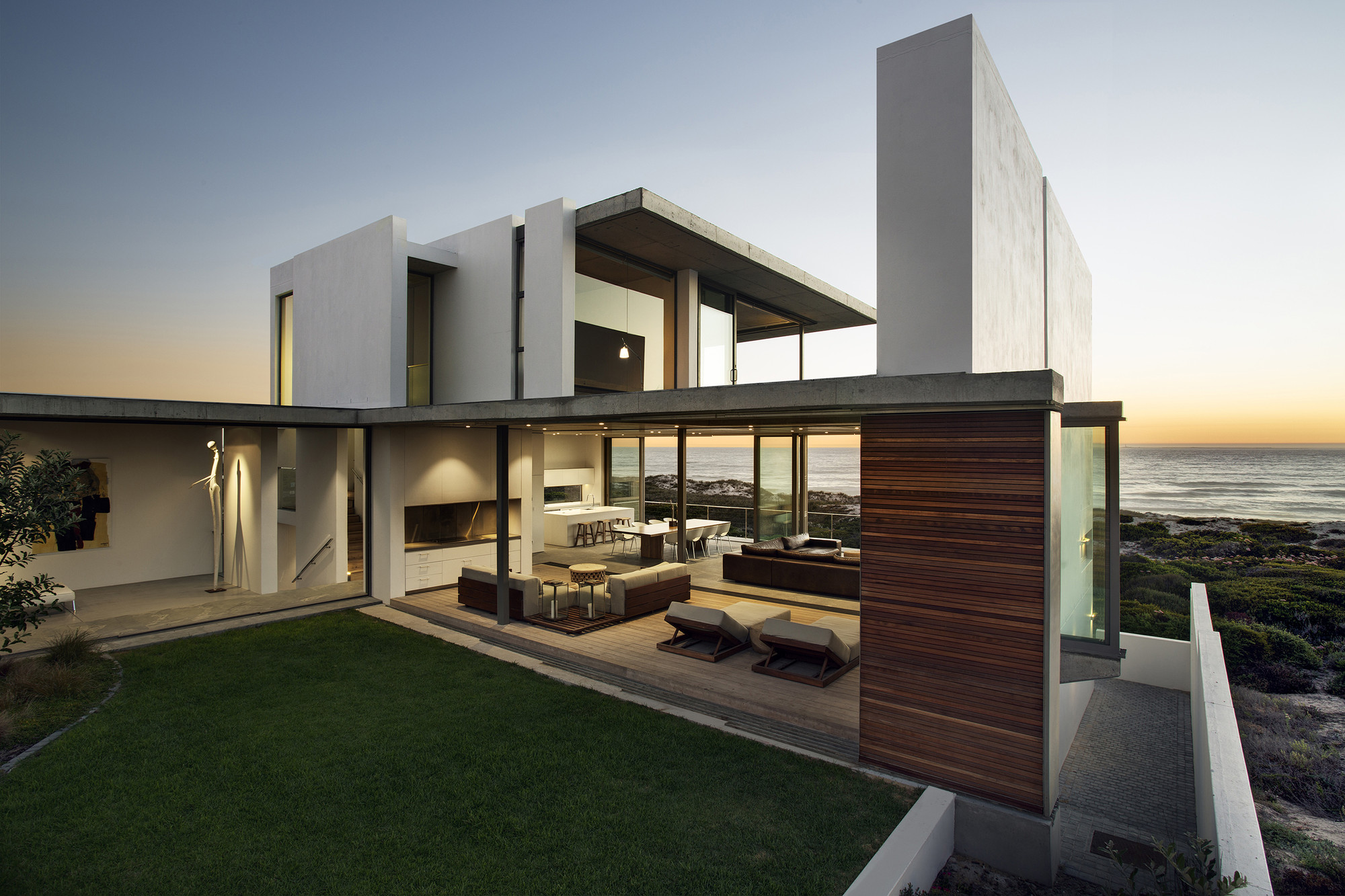 Pearl bay residence gavin maddock design studio archdaily - Residence inversee studios architecture en californie ...