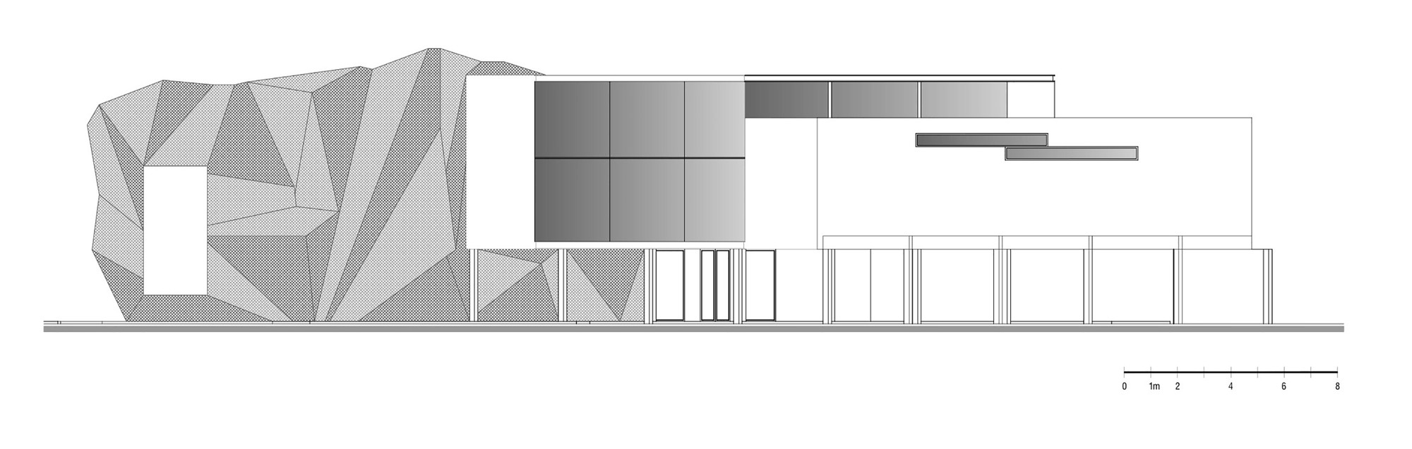 Gallery of Integral Iluminación Commercial Building ...