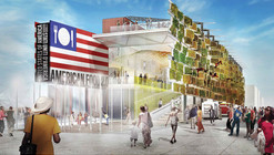 Milan Expo 2015: Barn-Inspired Design Unveiled for US Pavilion