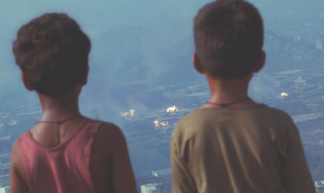 "Cine y Arquitectura: ""Slumdog Millionaire"""