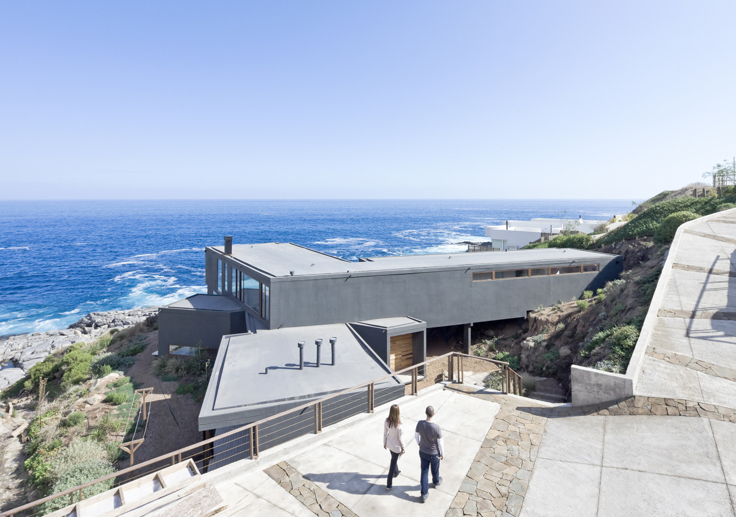 Catch The Views House / LAND Arquitectos, © Sergio Pirrone