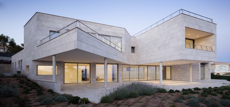 Vivienda Unifamiliar En Santa Ponça / GEO Arquitectos, © Miguel de Guzmán