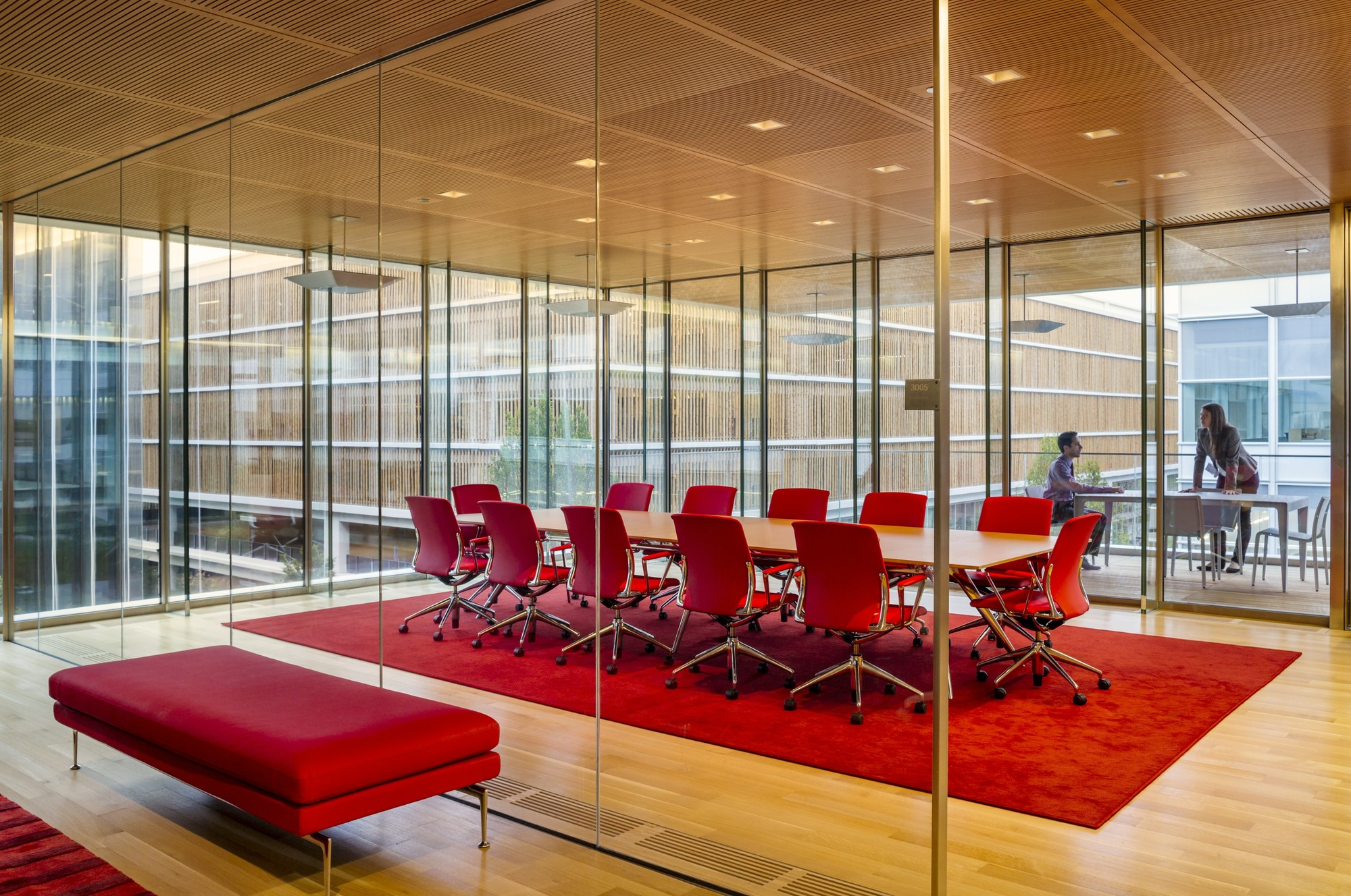 Gallery of novartis campus weiss manfredi 5 for Designs east florist interior