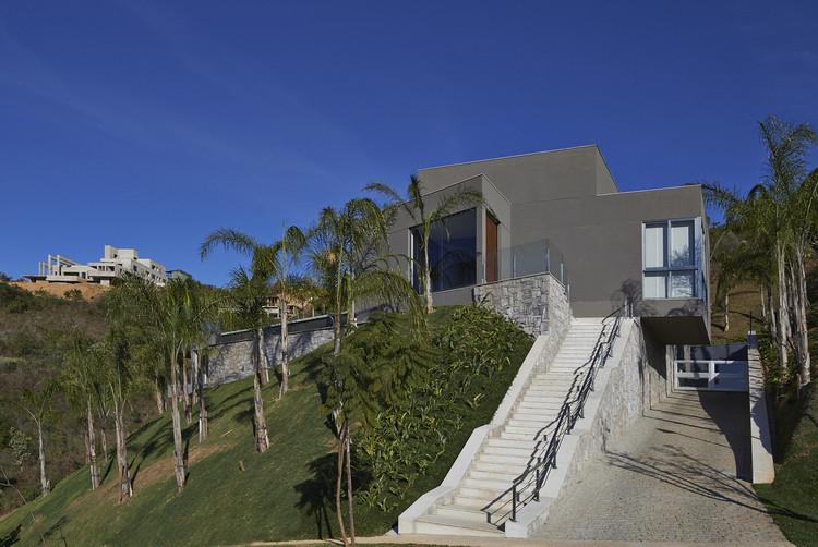 Residência Vale dos Cristais / Anastasia Arquitetos, © Jomar Bragança