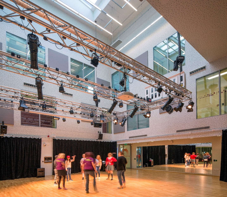 Astudio Complete Youth Space in East London, © Morley von Sternberg. Image Courtesy of Astudio