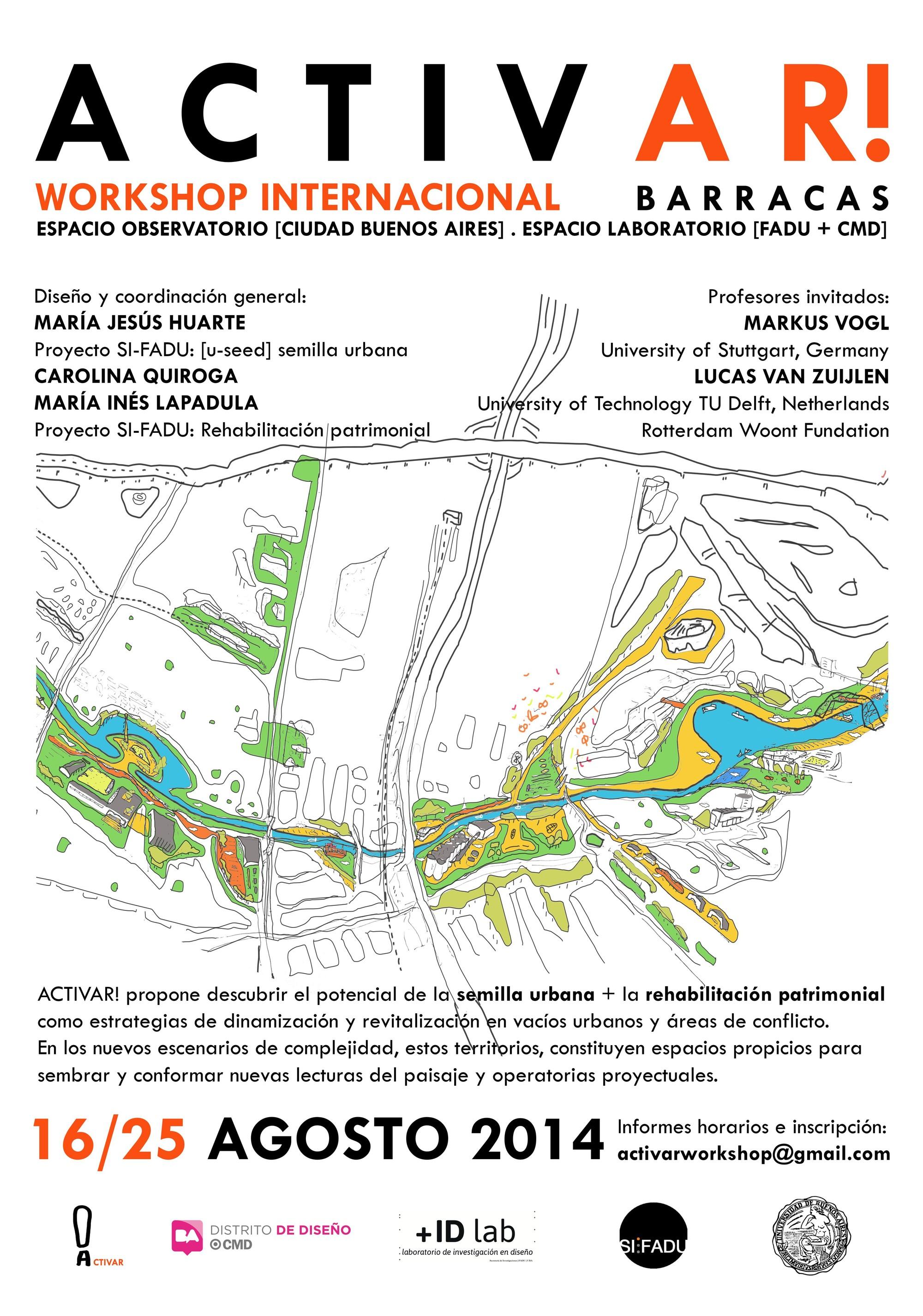 Workshop ACTIVAR! / Buenos Aires