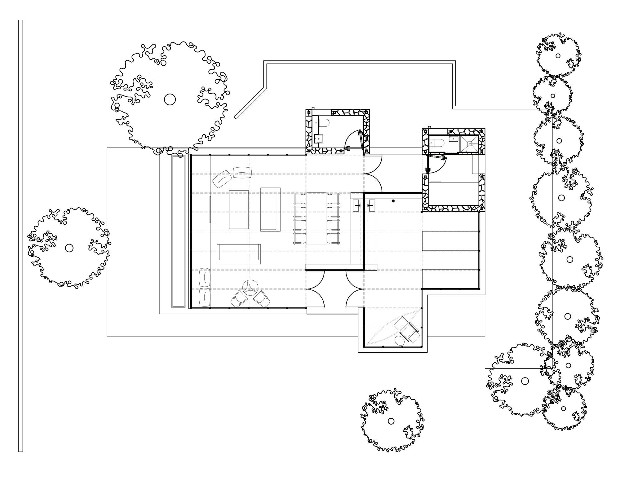 Gallery Of Conservatory Lorenzo Alvarez Arquitectos 11