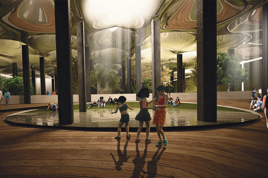 What Happened to Manhattan's Lowline Project?, Courtesy of James Ramsey and Dan Barasch