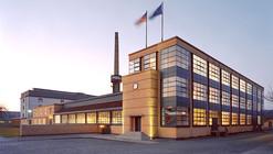AD Classics: Fagus Factory / Walter Gropius + Adolf Meyer