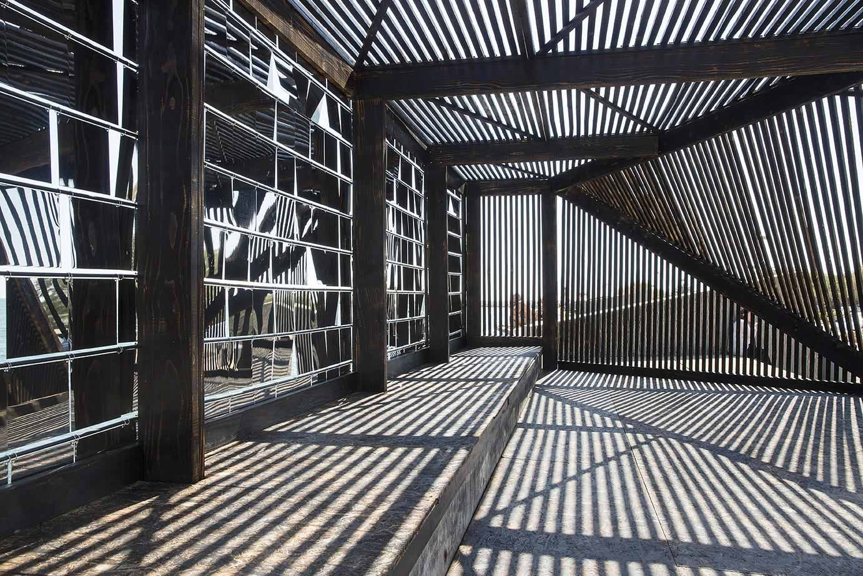 """Festival Des Architectures Vives: siete instalaciones veraniegas en Montpellier y La Grande Motte, """"Breath Box"""" de NAS Architecture en La Grande Motte. Imagen © photoarchitecture, Cortesía de Paul Kozlowski"""
