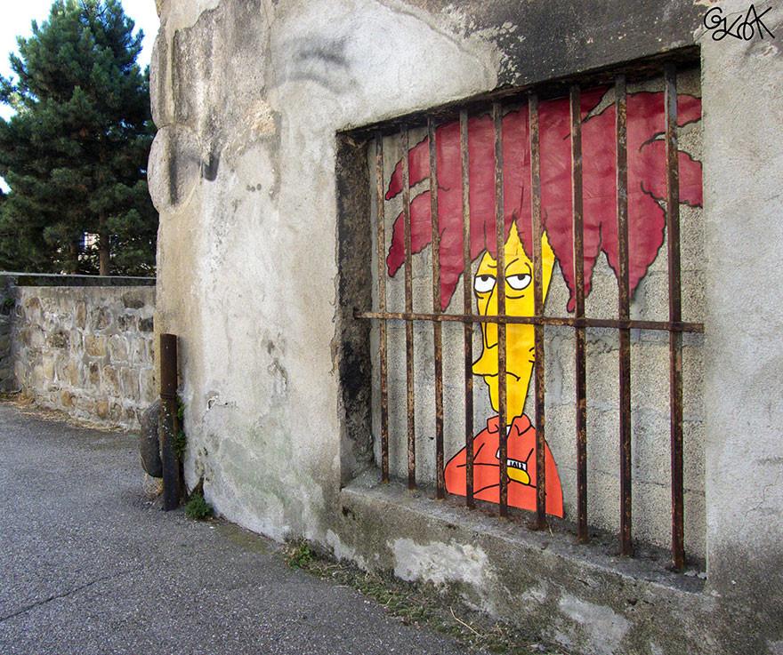 La Calle Habla: 25 intervenciones artísticas que interactúan con la ciudad