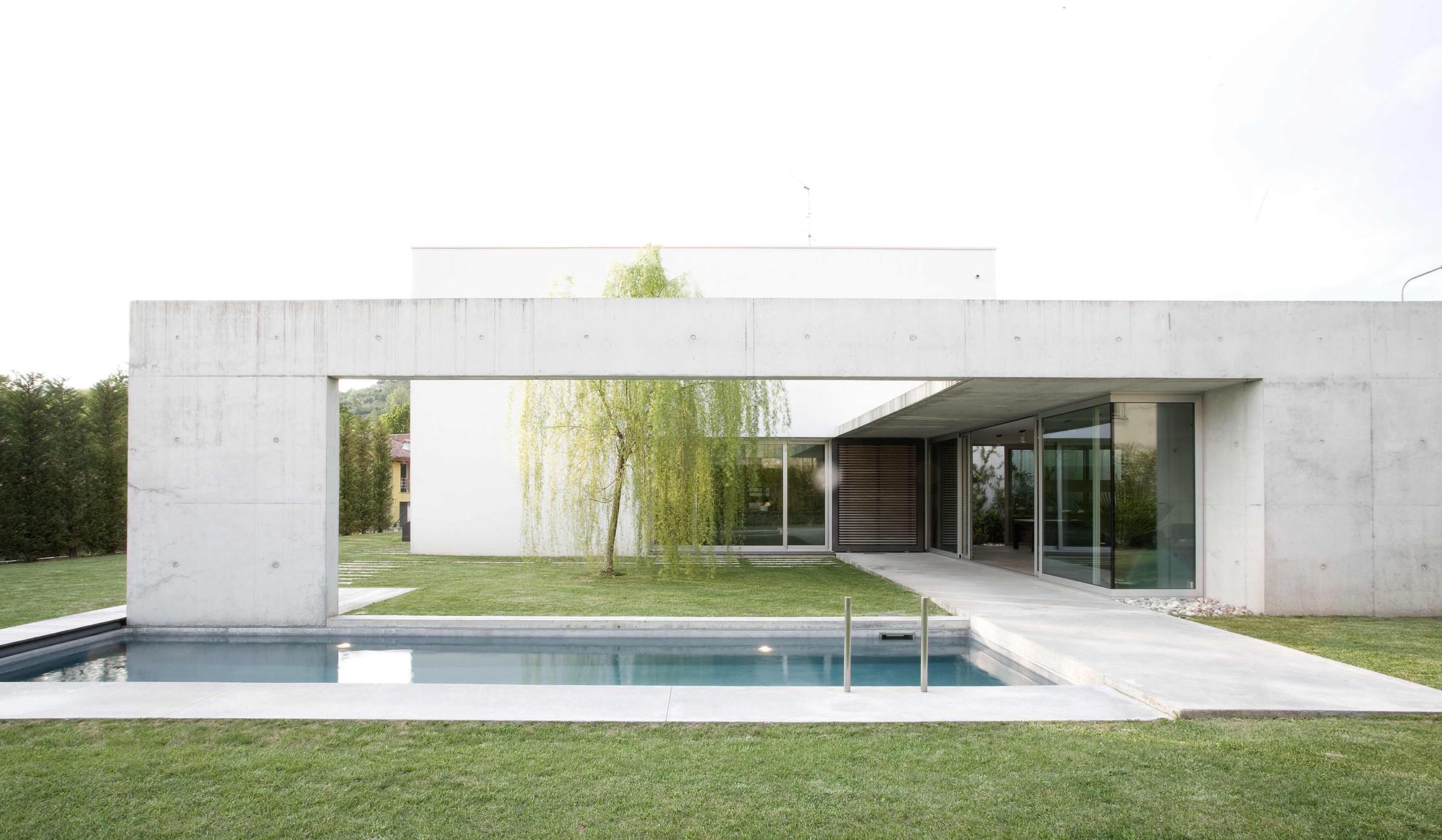 R+O House / Bianco + Gotti Architetti | ArchDaily