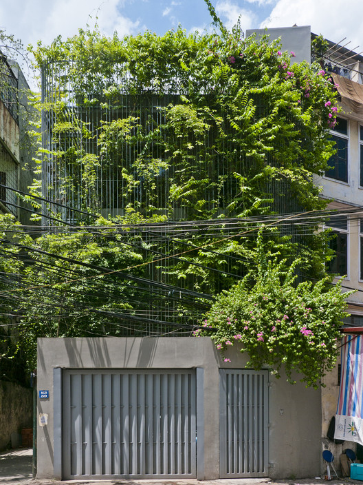 Green Renovation / VTN Architects, Courtesy of Vo Trong Nghia Architects
