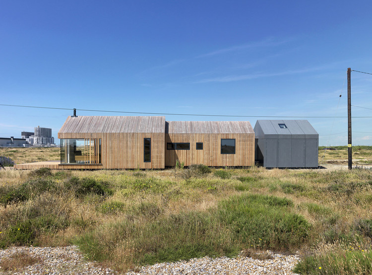Casa Pobble / Guy Hollaway Architects, © Charles Hosea