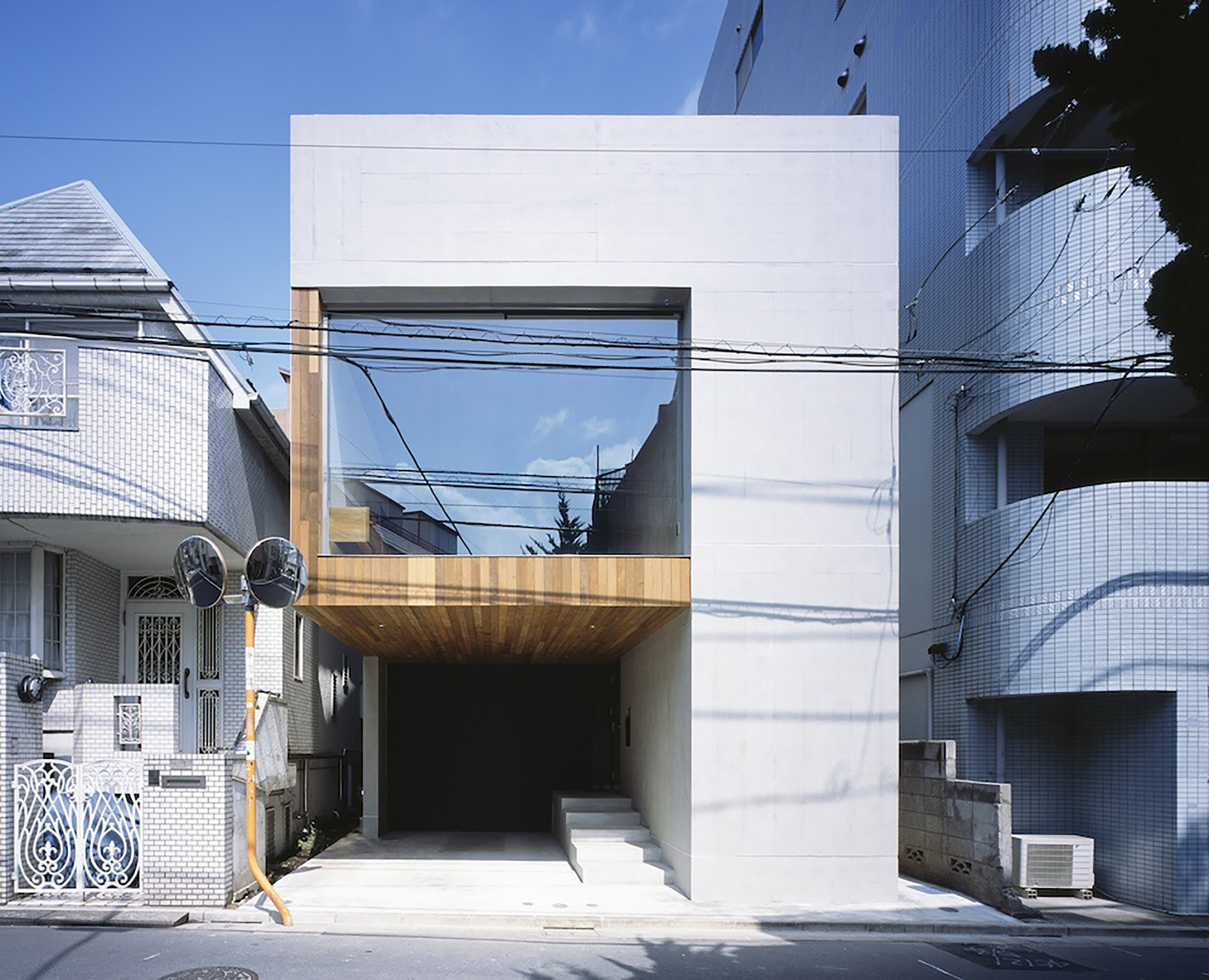 Frame  / APOLLO Architects & Associates, © Masao Nishikawa