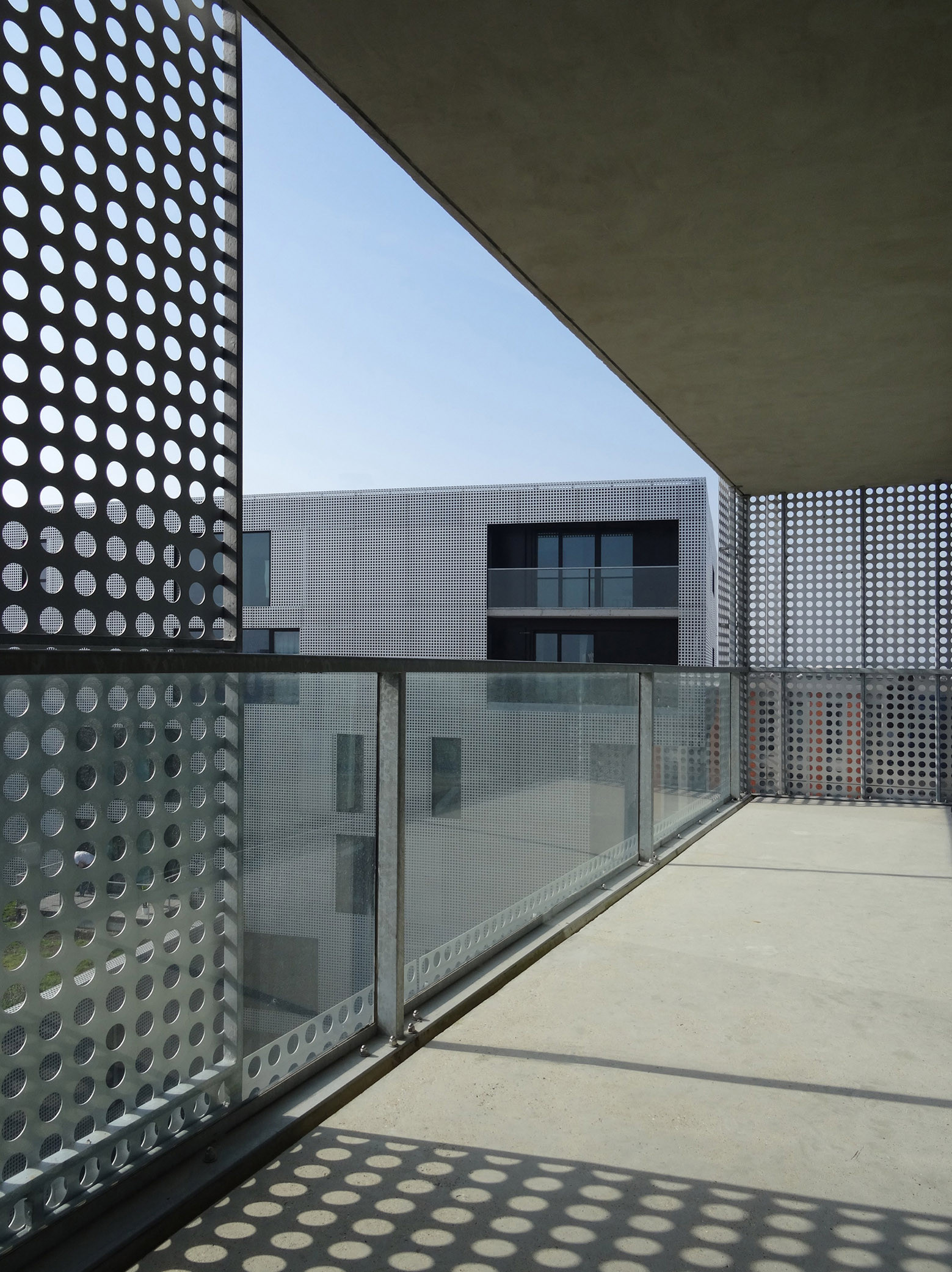 Gallery of housing in le havre phd architectes 14 for 3d architecture le havre