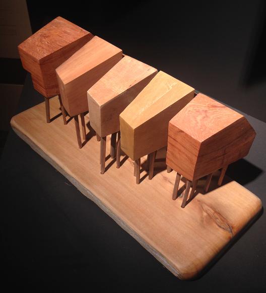 """Dois escritórios representam o Chile na exposição """"Time Space Existence"""", Cortesia de Ortuzar & Gebauer e Simonetti & Stewart"""