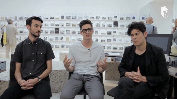AD Interviews: Leong Leong, designers of US Pavilion at the 2014 Venice Biennale