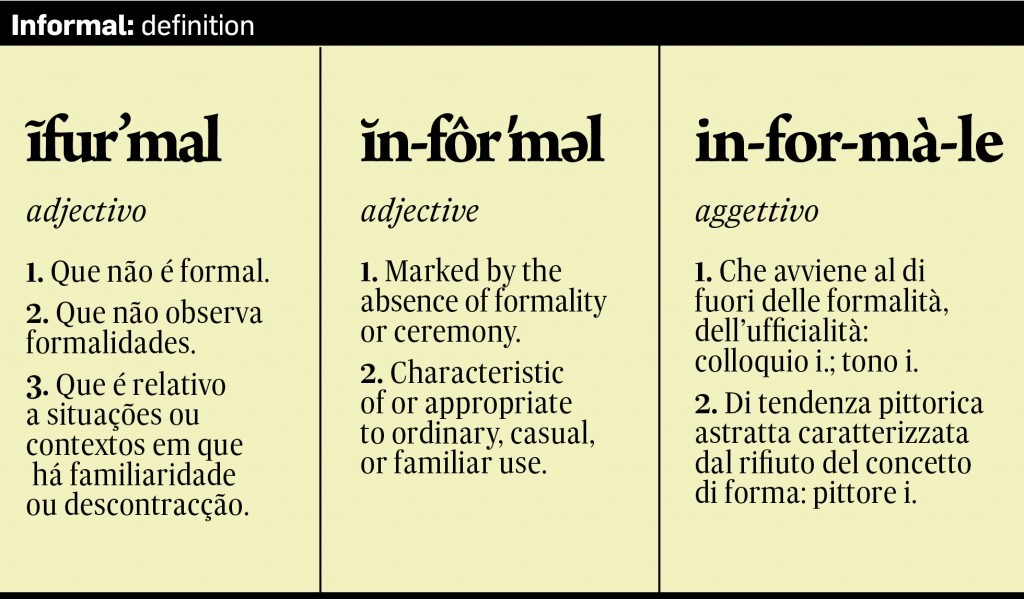 Definir o Informal / ateliermob, Courtesy of ateliermob