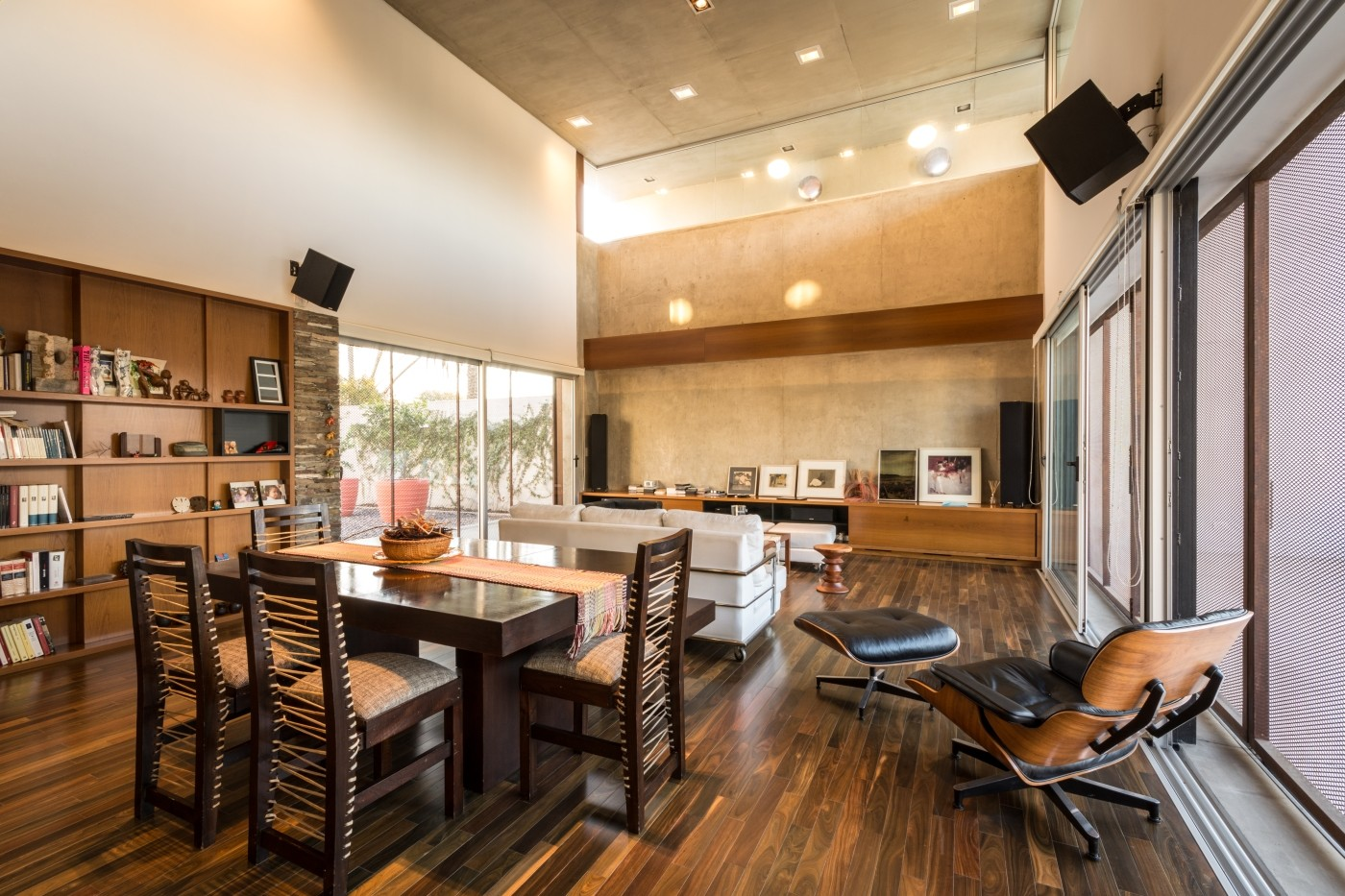 Galer a de casa en villa belgrano fkb arquitectos 36 for Casa minimalista 80 metros