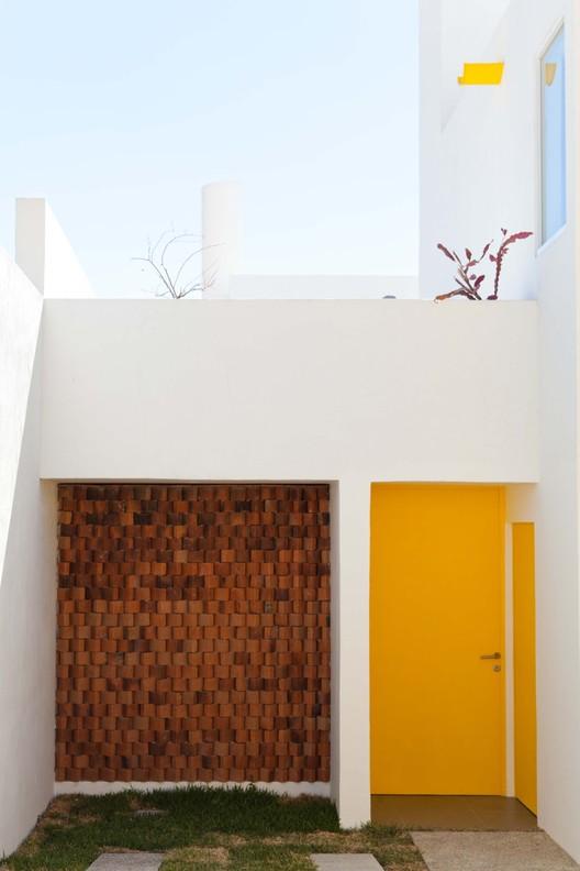 Casa en la Calle Pino / Oscar Gutiérrez, © Vanessa Guízar
