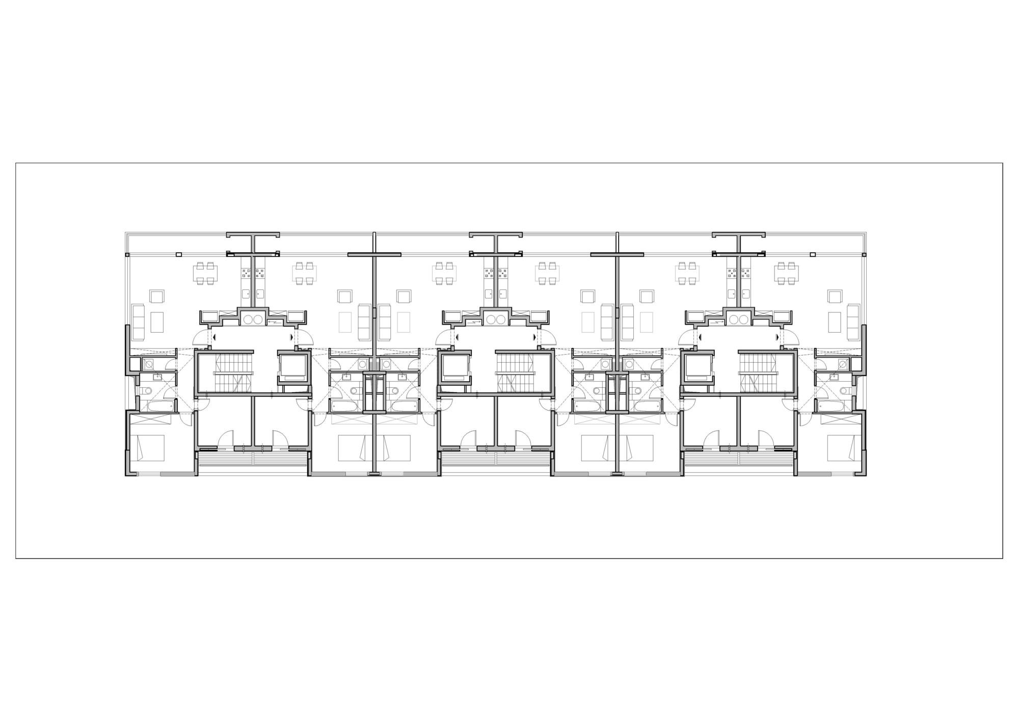 Gallery of Ganei Shapira Affordable Housing / Orit Muhlbauer Eyal ...