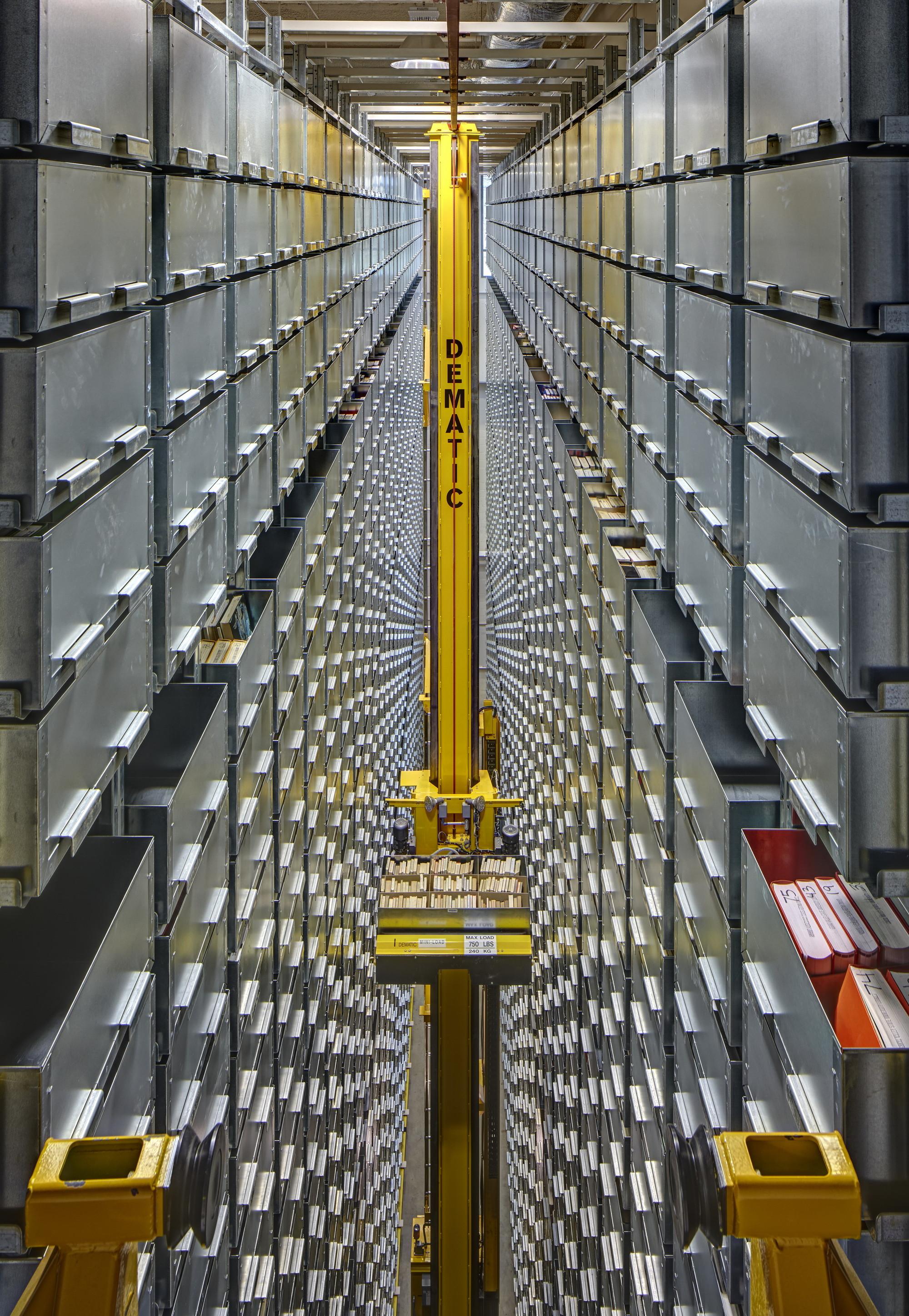 Gallery Of Gvsu Pew Library    Stantec