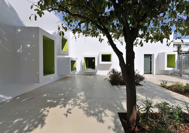 Jardín Infantil del Colegio Alemán de Atenas / Potiropoulos D+L Architects, © Charalambos Louizidis