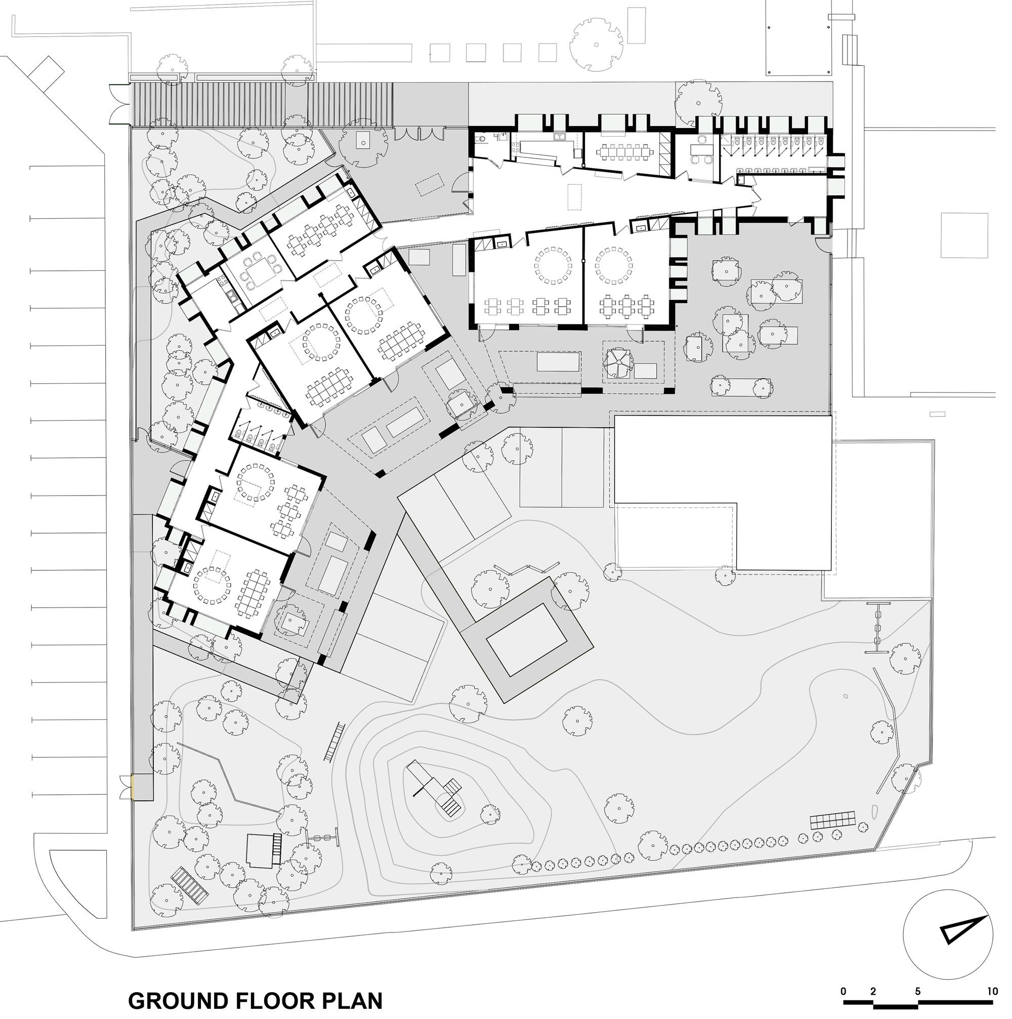 Best House Plans Website: The Kindergarten Of The German School Of Athens