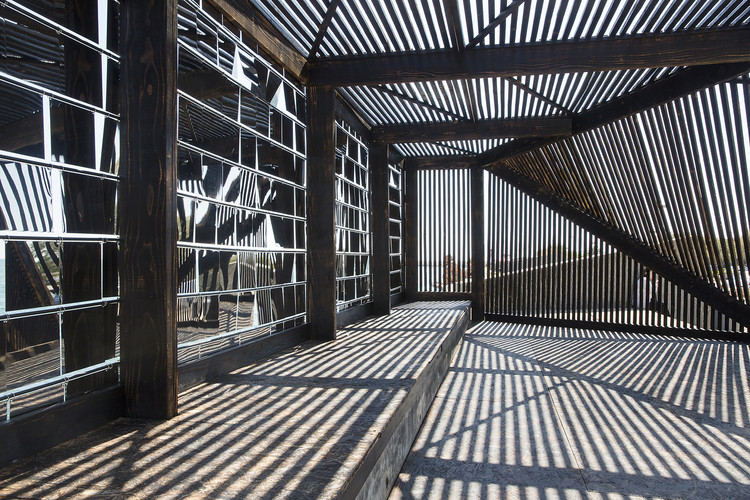 Breath Box / NAS Architecture, © Paul Kozlowski